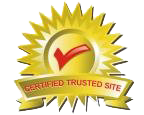 Certified Trusted Site Logo